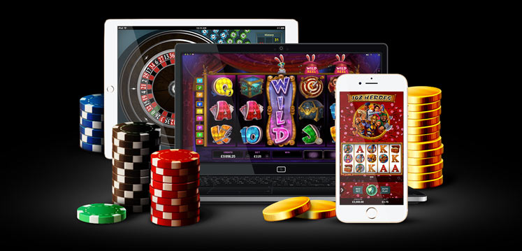 Online slots games are the most popular casino games.